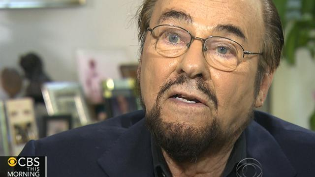 James Lipton says he was not a