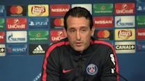 Foot - C1 - PSG : Emery «Un match difficile»