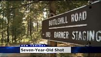 Deputies: Boy Hit With Metal Fragment At Shooting Range In El Dorado County