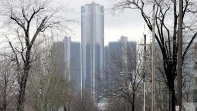 Detroit Emergency Manager Files Bankruptcy