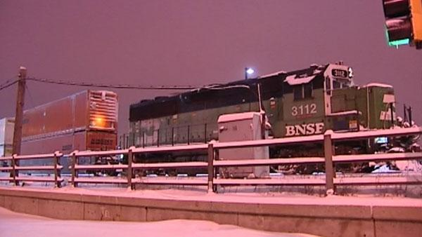 Cancellations, delays on Metra's BNSF after freight train derailment at Cicero
