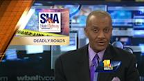 Highway deaths in Maryland increase, report says