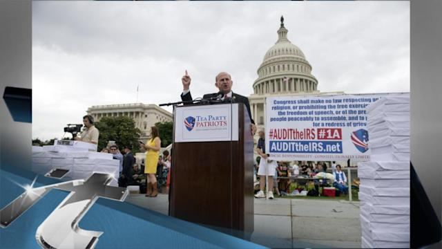 America Breaking News: Watchdog Defends Review of IRS Conservative Scrutiny