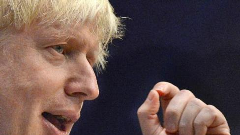 London attracts leading Indian firms: Borris Johnson