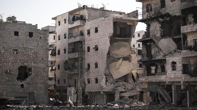 New atrocities reported in Syrian civil war