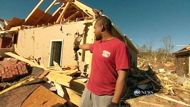 Alabama Tornadoes: Survival Lessons