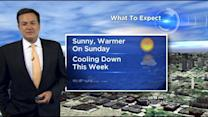 Saturday Night Forecast With Brian Hackney