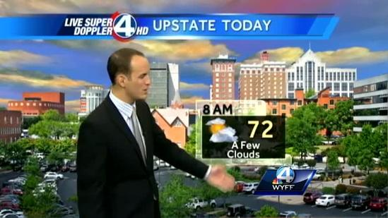 Chris Justus' Memorial Day Forecast May 27, 2013