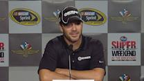 Press Pass: Johnson wants 5th Brickyard