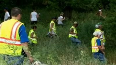Hundreds Search for Two Missing Iowa Girls