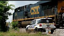 Woman Trying To Cross Tracks In Motorized Scooter Killed By Train
