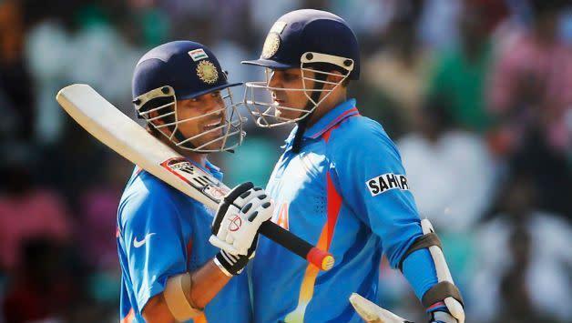 20011 Opening pair: Sachin Tendulkar and Virender Sehwag