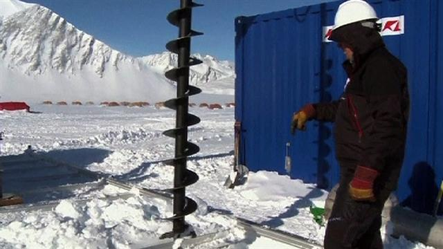 In search of an ancient buried Antarctic lake