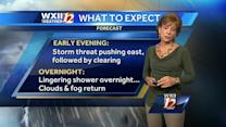 4:30 update: Lanie's storm outlook