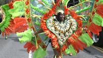 Loud Music, Costumes at NYC Caribbean Parade