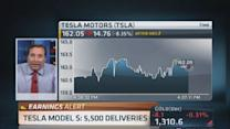 Tesla reports Q3 earnings