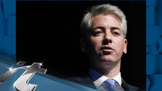 America Breaking News: Ackman's Pershing Square Lost 2.2 Percent in July