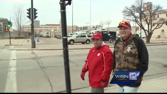 Heading to Milwaukee's NCAA games? Be prepared to dish out some cash for parking