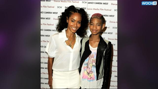 Jada Pinkett-Smith Is Totally Cool With Her 13-Year-Old Daughter Hanging Around A 20-Year-Old Man