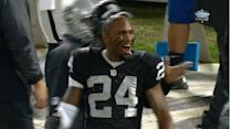 Charles Woodson mic'd up vs. Chiefs