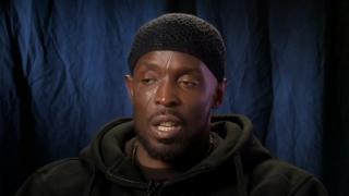 Snitch: Michael Kenneth Williams
