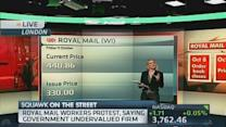 Royal Mail delivery for investors