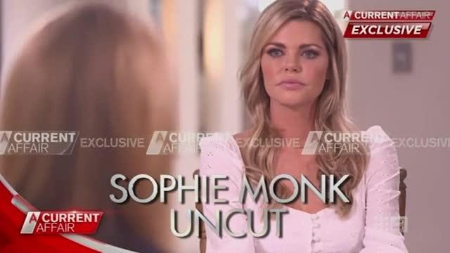 Teary Sophie Monk On Her Clashes With Stu Laundy