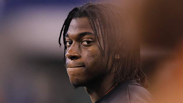 Robert Griffin III, driven to be the best