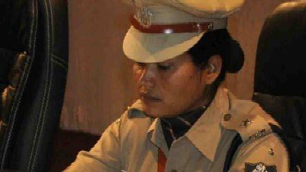 IPS officer accuses husband of dowry harassment