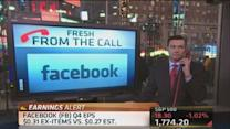 Facebook ad revenues on fire: Pro