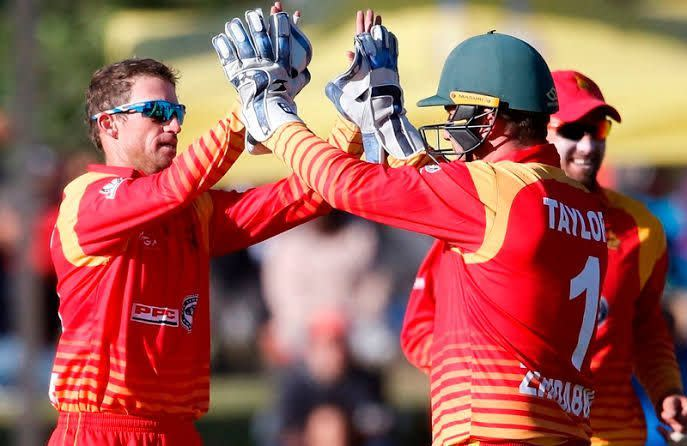 Zimbabwe failed to push themselves against South Africa