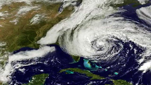 Why storm damage like Sandy's could become more common