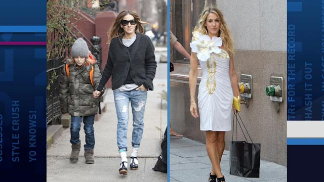 Calling Carrie Bradshaw! Sarah Jessica Parker Needs Some Style Advice