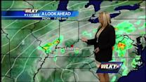 Sunday Night Weather for June 30th