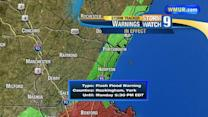Update: Flash flood warnings posted for Seacoast