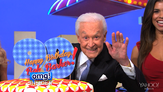 Bob Barker Returns to 'The Price Is Right' for His 90th Birthday