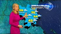 WBZ Accuweather Afternoon Forecast For March 29