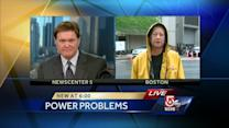 Residents feel powerless after outage