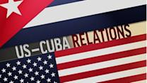US, Cuba Talks Go on - No Agreement on Embassies