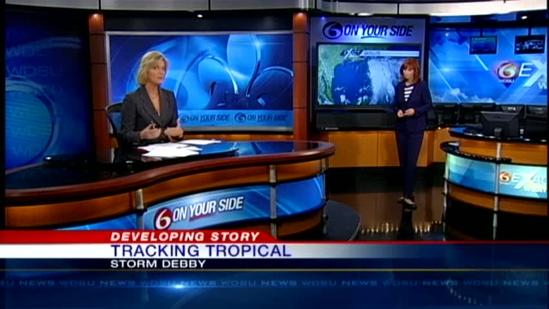 The Latest On Tropical Storm Debby