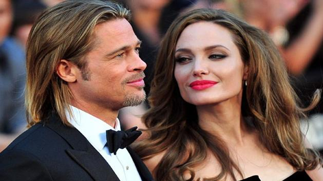 No Body SHOW For Brad Pitt Courtesy Angelina Jolie