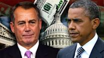 Boehner, Obama maintain stances on debt crisis