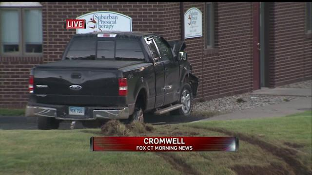 State Police Investigate Pursuit, Officer-Involved Shooting In Cromwell