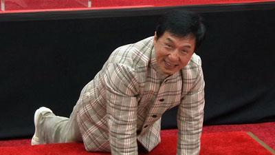Jackie Chan Cements His Place in Hollywood