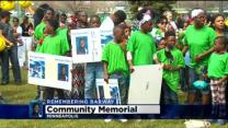 Crystal Community Mourns, Remembers Slain 10-Year-Old