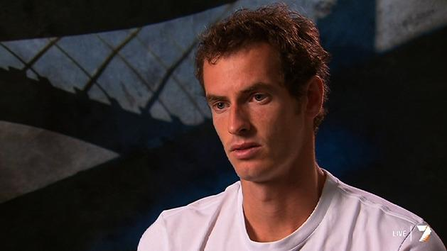 Murray reflects on whirlwind 2012