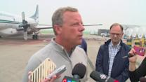 Raw: Brad Wall on Northern Saskatchewan wildfire response