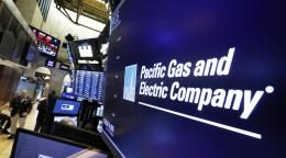 PG&E is filing for bankruptcy as it faces liability from wildfires