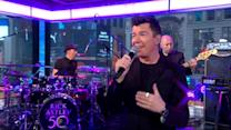 Rick Astley performs 'Together Forever' live on 'GMA'