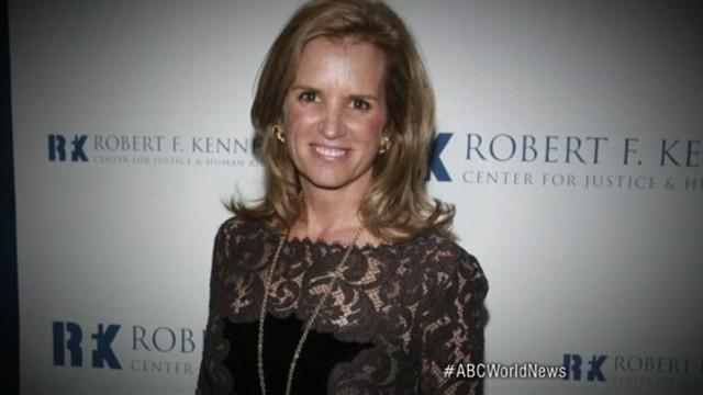 Robert Kennedy's Daughter Involved in Car Accident
